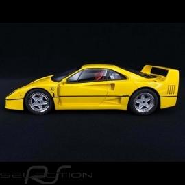 Ferrari F40 1987 Modena gelb 1/18 GT Spirit GT839