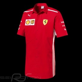 Ferrari Polo-Shirt Rot Ferrari Team by Puma Collection - Herren