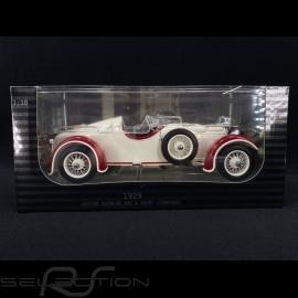 Ferdinand Porsche Austro Daimler ADR 6 Sport Torpedo 1929 weiß 1/18 fahrTraum 3216