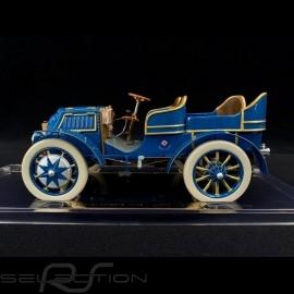 Ferdinand Porsche Lohner Porsche Mixte 1901 blau 1/18 fahrTraum 3004