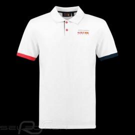 Aston Martin RedBull Racing Polo-Shirt Classic Weiß - Herren