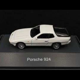 Porsche 924 weiß 1/87 Schuco 452629400