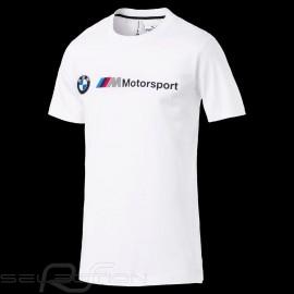 BMW M Motorsport T-shirt by Puma Weiß - Herren