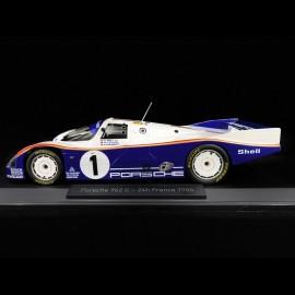Porsche 962 C Sieger Le Mans 1986 n° 1 Rothmans 1/18 Norev 187400