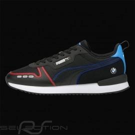 BMW Motorsport Sneaker Schuh Puma MMS R78 Schwarz / Blau / Rot - Herren
