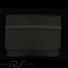 Porsche Laptoptasche Messenger Casual 40cm Schwarz Porsche Design 4046901912543
