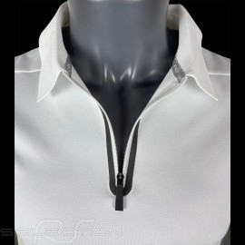 Porsche Design Polo shirt Performance Weiß Cool Jade 2.0 Porsche Design Active - Herren