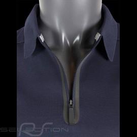 Porsche Design Polo shirt Performance Marineblau Cool Jade 2.0 Porsche Design Active - Herren