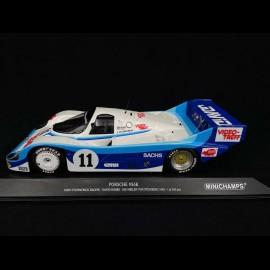 Porsche 956 K John Fitzpatrick Racing n° 11 200 Meilen von Nürnberg 1983 1/18 Minichamps 155836691