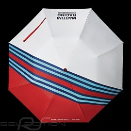Porsche Regenschirm 2 in 1 Sonnenschirm Martini Racing Collection XL Weiß / Rot WAP0500820MSMR