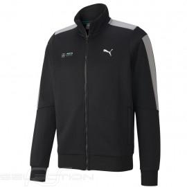 Mercedes Jacke AMG Petronas Motorsport Puma Schwarz / Grau Mercedes-Benz 59803801 - Herren