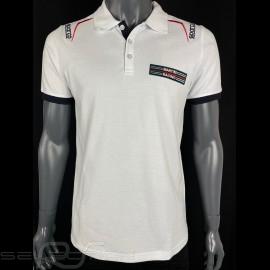 Martini Racing Polo-shirt Weiß Sparco 01276MR