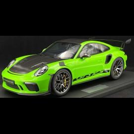 Vorbestellung Porsche 911 GT3 RS typ 991 2018 lizardgrün1/8 Minichamps 800641000