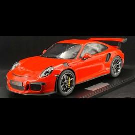 Vorbestellung Porsche 911 GT3 RS typ 991 2016 lava orange 1/8 Minichamps 800630000