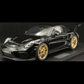 Vorbestellung Porsche 911 GT3 RS typ 991 2018 schwarz 1/8 Minichamps 800640002