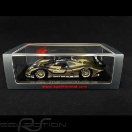 Porsche 911 GT1 /98 Porsche AG Test Auto 1998 1/43 Spark S5997
