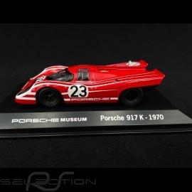 Porsche 917 K Sieger Le Mans 1970 n° 23 1/43 Welly MAP01991715