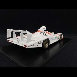 Porsche 936 n° 11 Sieger Le Mans 1981 Jules 1/18 Spark 18LM81
