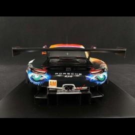 Porsche 911 RSR typ 991 Sieger 24H Le Mans 2019 n° 56 Team Project One 1/12 Spark 12S019