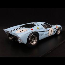 Ford MK2B N° 1 Sieger 12H Reims 1967 1/18 Spark 18S470