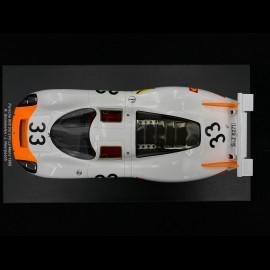 Porsche 908/8 n° 33 3. 24H Le Mans 1968 1/18 Spark 18S518