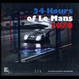 Buch 24 Heures of Le Mans 1970 - englisch