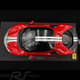 Ferrari SF90 Stradale Pack Fiorano Rosso Corsa  Rot 1/18 BBR P18188F