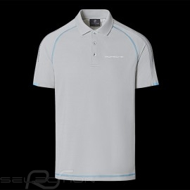 Porsche Poloshirt Sport Collection Hellgrau WAP534M0SP - Herren