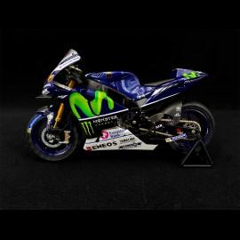 Yamaha YZR M1 n° 99 Jorge Lorenzo Team Movistar Sieger Le Mans 2016 1/12 Spark M12004