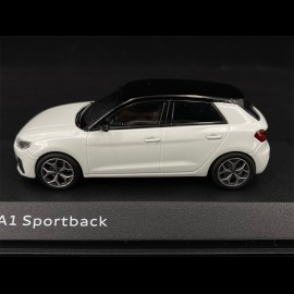 Audi A1 Sportback 2018 Gletscherweiß 1/43 Norev 5011801031