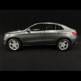 Mercedes-Benz GLE Coupe 2015 Grey Metallic 1/18 Norev 183790