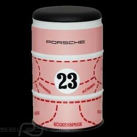 Porsche Sitz 917 Rosa Sau n° 23 Ölfasses Innen- oder Außenbereich WAP0501020MSFS
