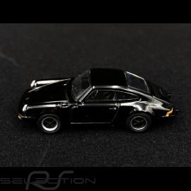 Porsche 911 Carrera 3.2 Coupé Type G Black 1/87 Schuco 452656300