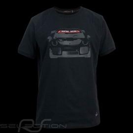 Porsche T-shirt Manthey Racing Porsche 911 GT2 RS Nürburgring 2018 Schwarz - Herren