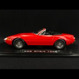 Ferrari 365 GTS Daytona Cabrio 1969 Red 1/18 KK Scale KKDC180611