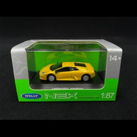 Lamborghini Murciélago Gelb 1/87 Welly 73125SW