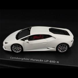Lamborghini Huracan LP 610-4 2014 Canopus Weiß 1/43 AutoArt 54601