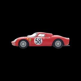 Ferrari 275 LM n° 58 24H Le Mans 1964 1/43 Looksmart LSLM079