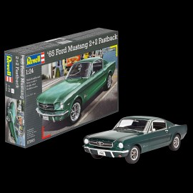Kit Montage Ford Mustang 2+2 Fastback 1965 1/16 Revell 07065