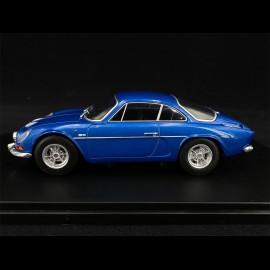 Renault Alpine A110 1300 1971 Metallic Blau 1/24 White Box WB124058