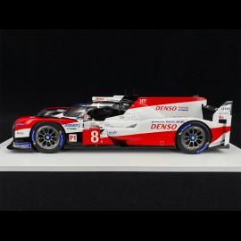Toyota TS050 Hybrid n° 8 Sieger 24h Le Mans 2020 1/18 Spark 18LM20