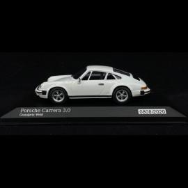 Porsche Carrera 3.0 Grandprix-weiß 1976 1/43 Minichamps 943062097