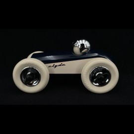 Vintage Racing Car Clyde n°2 Nachtblau Playforever PLCLY502