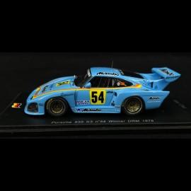 Porsche 935 K3 Sieger DRM N°54 1979 1/43 Spark SG010