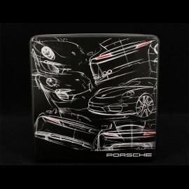 Porsche 911 Collector T-shirt Collector box Edition n° 4 Porsche WAP664G - Unisex