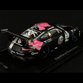 Porsche 911 Type 991 GT3 Cup n° 32 Sieger Carrera Cup Italia 2018 1/43 Spark SI008