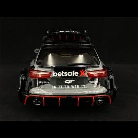 Audi RS6 DTM Avent Jon Olsson Gumball 3000 2015 Schwarz 1/18 GT Spirit GT321