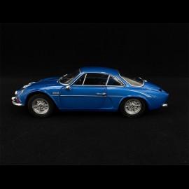 Alpine A110 1600S 1969 Alpine Blue 1/18 Solido S1804201