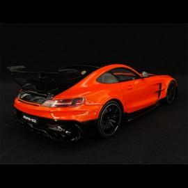 Mercedes - Benz AMG GT-R Black Series 2021 Orange 1/18 GT Spirit GT323
