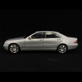 Mercedes - Benz S600 1998 Silver 1/18 Norev 183810